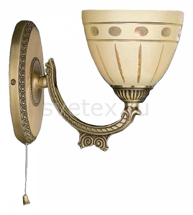 Бра Reccagni AngeloНастенные светильники<br>Артикул - RA_A_7054_1,Бренд - Reccagni Angelo (Италия),Коллекция - 7054,Гарантия, месяцы - 24,Ширина, мм - 200,Высота, мм - 180,Выступ, мм - 240,Тип лампы - компактная люминесцентная [КЛЛ] ИЛИнакаливания ИЛИсветодиодная [LED],Общее кол-во ламп - 1,Напряжение питания лампы, В - 220,Максимальная мощность лампы, Вт - 60,Лампы в комплекте - отсутствуют,Цвет плафонов и подвесок - кремовый с рисунком,Тип поверхности плафонов - матовый,Материал плафонов и подвесок - стекло,Цвет арматуры - бронза состаренная,Тип поверхности арматуры - матовый, рельефный,Материал арматуры - латунь,Количество плафонов - 1,Наличие выключателя, диммера или пульта ДУ - выключатель шнуровой,Возможность подлючения диммера - можно, если установить лампу накаливания,Тип цоколя лампы - E27,Класс электробезопасности - I,Степень пылевлагозащиты, IP - 20,Диапазон рабочих температур - комнатная температура,Дополнительные параметры - способ крепления светильника на стене – на монтажной пластине, светильник предназначен для использования со скрытой проводкой<br>