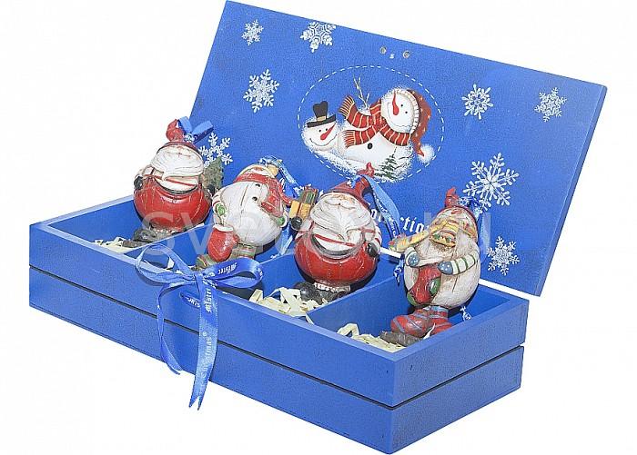 Фото Снеговик Mister Christmas x 10 см LH-F2