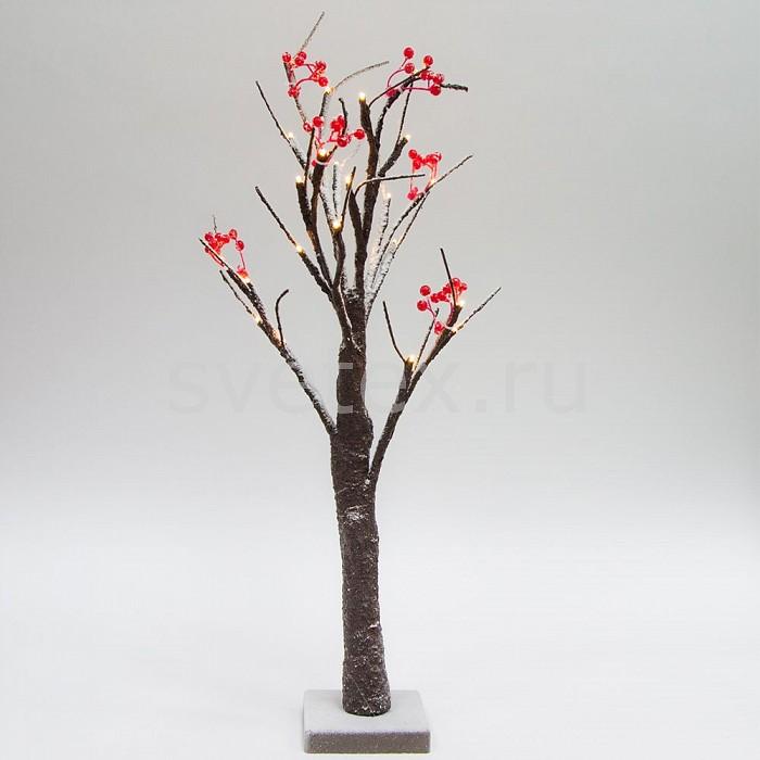Фото Яблоня световая Feron x 45 см LT042 Дерево с ягодами
