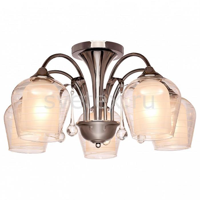 Люстра на штанге SilverLightСветильники для КУХНИ<br>Артикул - SL_131.54.5,Бренд - SilverLight (Франция),Коллекция - Loretto,Гарантия, месяцы - 24,Высота, мм - 350,Диаметр, мм - 600,Размер упаковки, мм - 375x190x620,Тип лампы - компактная люминесцентная [КЛЛ] ИЛИнакаливания ИЛИсветодиодная [LED],Общее кол-во ламп - 5,Напряжение питания лампы, В - 220,Максимальная мощность лампы, Вт - 60,Лампы в комплекте - отсутствуют,Цвет плафонов и подвесок - белый, неокрашенный полосатый,Тип поверхности плафонов - матовый, прозрачный, рельефный,Материал плафонов и подвесок - стекло, хрусталь,Цвет арматуры - хром,Тип поверхности арматуры - глянцевый,Материал арматуры - металл,Количество плафонов - 5,Возможность подлючения диммера - можно, если установить лампу накаливания,Тип цоколя лампы - E27,Класс электробезопасности - I,Общая мощность, Вт - 300,Степень пылевлагозащиты, IP - 20,Диапазон рабочих температур - комнатная температура,Дополнительные параметры - способ крепления светильника к потолку - на монтажной пластине<br>