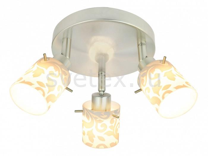 Спот SilverLightСпоты<br>Артикул - SL_304.35.3,Бренд - SilverLight (Франция),Коллекция - Orchid,Гарантия, месяцы - 24,Выступ, мм - 130,Диаметр, мм - 230,Тип лампы - галогеновая,Общее кол-во ламп - 3,Напряжение питания лампы, В - 220,Максимальная мощность лампы, Вт - 40,Цвет лампы - белый теплый,Лампы в комплекте - галогеновые G9,Цвет плафонов и подвесок - белый с рисунком,Тип поверхности плафонов - матовый,Материал плафонов и подвесок - стекло,Цвет арматуры - хром,Тип поверхности арматуры - глянцевый,Материал арматуры - металл,Количество плафонов - 3,Возможность подлючения диммера - можно,Форма и тип колбы - пальчиковая,Тип цоколя лампы - G9,Цветовая температура, K - 2800 - 3200 K,Экономичнее лампы накаливания - на 50%,Класс электробезопасности - I,Общая мощность, Вт - 120,Степень пылевлагозащиты, IP - 20,Диапазон рабочих температур - комнатная температура,Дополнительные параметры - способ крепления светильника на потолке и стене - на монтажной пластине, поворотный светильник<br>