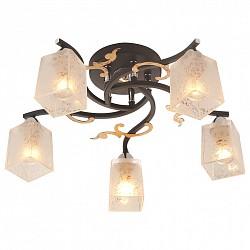 Потолочная люстра IDLamp5 или 6 ламп<br>Артикул - ID_206_5PF-Blackchrome,Бренд - IDLamp (Италия),Коллекция - 206,Высота, мм - 210,Диаметр, мм - 500,Тип лампы - компактная люминесцентная [КЛЛ] ИЛИнакаливания ИЛИсветодиодная [LED],Общее кол-во ламп - 5,Напряжение питания лампы, В - 220,Максимальная мощность лампы, Вт - 60,Лампы в комплекте - отсутствуют,Цвет плафонов и подвесок - белый с рисунком,Тип поверхности плафонов - матовый,Материал плафонов и подвесок - стекло,Цвет арматуры - коричневый, хром, черный,Тип поверхности арматуры - глянцевый, матовый,Материал арматуры - металл,Возможность подлючения диммера - можно, если установить лампу накаливания,Тип цоколя лампы - E14,Класс электробезопасности - I,Общая мощность, Вт - 300,Степень пылевлагозащиты, IP - 20,Диапазон рабочих температур - комнатная температура,Дополнительные параметры - способ крепления светильника к потолку – на монтажной пластине<br>