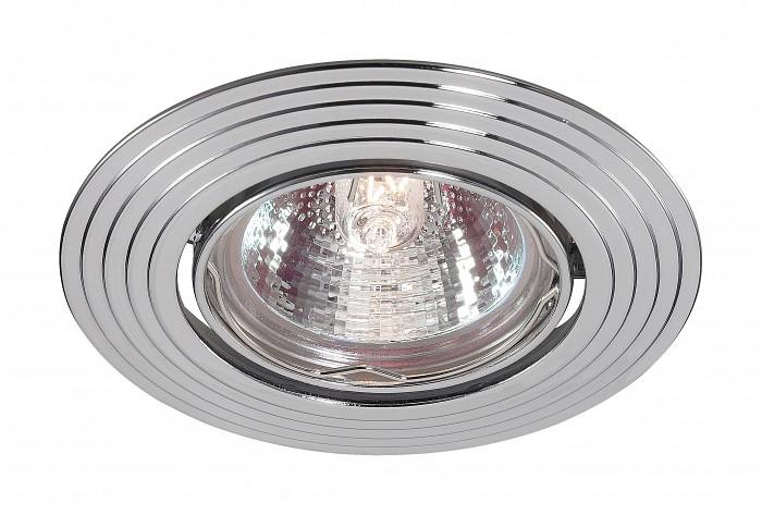 Встраиваемый светильник NovotechКруглые<br>Артикул - NV_369431,Бренд - Novotech (Венгрия),Коллекция - Antic,Гарантия, месяцы - 24,Время изготовления, дней - 1,Глубина, мм - 25,Диаметр, мм - 93,Размер врезного отверстия, мм - 75,Тип лампы - галогеновая ИЛИсветодиодная [LED],Общее кол-во ламп - 1,Напряжение питания лампы, В - 12,Максимальная мощность лампы, Вт - 50,Лампы в комплекте - отсутствуют,Цвет плафонов и подвесок - хром,Тип поверхности плафонов - глянцевый,Материал плафонов и подвесок - алюминиевое литье,Цвет арматуры - хром,Тип поверхности арматуры - глянцевый,Материал арматуры - алюминиевое литье,Количество плафонов - 1,Возможность подлючения диммера - можно, если установить галогеновую лампу,Форма и тип колбы - полусферическая с рефлектором ИЛИполусферическая с радиатором,Тип цоколя лампы - GX5.3,Экономичнее лампы накаливания - на 50%,Класс электробезопасности - III,Напряжение питания, В - 220,Степень пылевлагозащиты, IP - 20,Диапазон рабочих температур - комнатная температура,Дополнительные параметры - возможна установка лампы GX5.3 (MR-16) на 12 В с подключением через трансформатор 12 В<br>