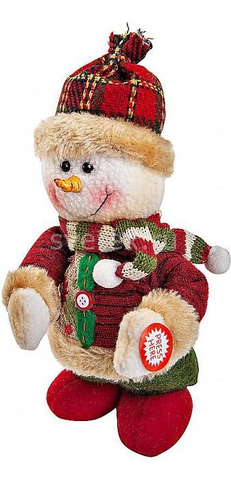Фото Снеговик Mister Christmas x 20 см Снеговик