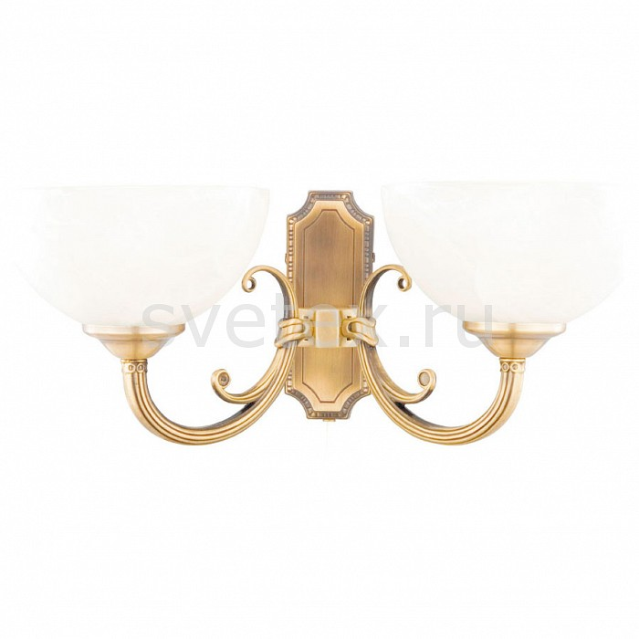Фото Бра Arte Lamp Windsor A3777AP-2AB