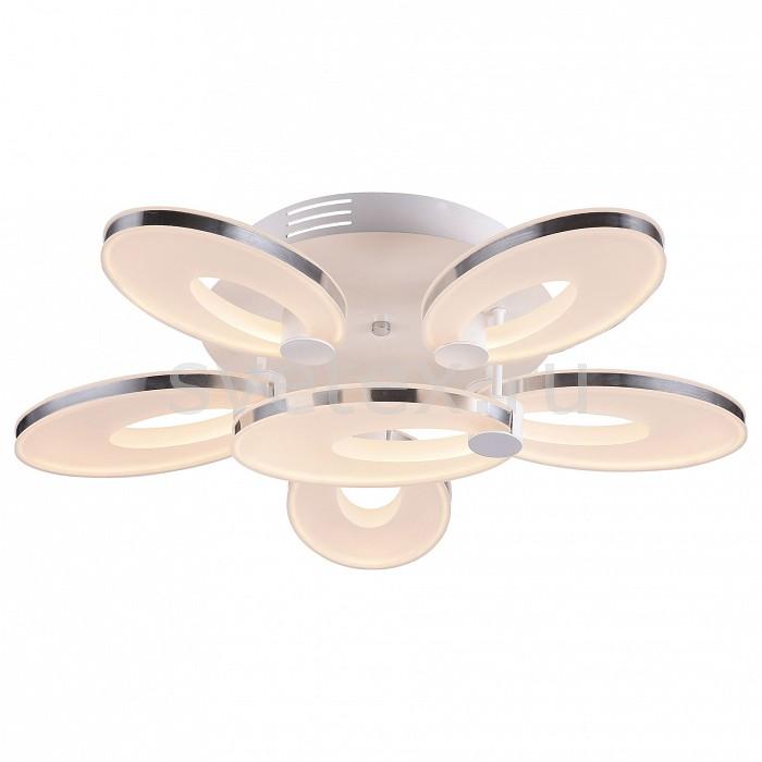 Потолочная люстра ST-LuceПолимерные плафоны<br>Артикул - SL900.502.06,Бренд - ST-Luce (Китай),Коллекция - Fiore,Гарантия, месяцы - 24,Высота, мм - 200,Диаметр, мм - 650,Размер упаковки, мм - 680x680x210,Тип лампы - светодиодная [LED],Общее кол-во ламп - 6,Максимальная мощность лампы, Вт - 12.67,Цвет лампы - белый теплый,Лампы в комплекте - светодиодные [LED],Цвет плафонов и подвесок - белый, хром,Тип поверхности плафонов - матовый,Материал плафонов и подвесок - акрил,Цвет арматуры - хром,Тип поверхности арматуры - глянцевый,Материал арматуры - металл,Количество плафонов - 6,Возможность подлючения диммера - нельзя,Цветовая температура, K - 3000 K,Экономичнее лампы накаливания - в 10 раз,Класс электробезопасности - I,Напряжение питания, В - 220,Общая мощность, Вт - 76,Степень пылевлагозащиты, IP - 20,Диапазон рабочих температур - комнатная температура,Дополнительные параметры - способ крепления светильника к потолоку - на монтажной пластине<br>