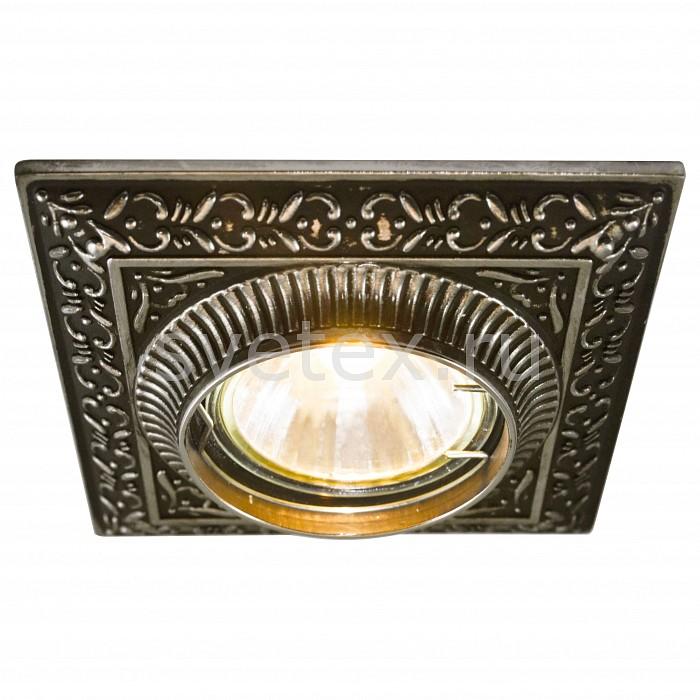 Фото Встраиваемый светильник Arte Lamp Occhio A5284PL-1SB