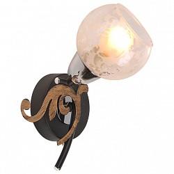 Бра IDLampС 1 лампой<br>Артикул - ID_216_1A-Blackchrome,Бренд - IDLamp (Италия),Коллекция - 216,Высота, мм - 230,Тип лампы - компактная люминесцентная [КЛЛ] ИЛИнакаливания ИЛИсветодиодная [LED],Общее кол-во ламп - 1,Напряжение питания лампы, В - 220,Максимальная мощность лампы, Вт - 60,Лампы в комплекте - отсутствуют,Цвет плафонов и подвесок - белый с рисунком,Тип поверхности плафонов - прозрачный,Материал плафонов и подвесок - стекло,Цвет арматуры - коричневый, хром, черный,Тип поверхности арматуры - глянцевый, матовый,Материал арматуры - металл,Возможность подлючения диммера - можно, если установить лампу накаливания,Тип цоколя лампы - E14,Класс электробезопасности - I,Степень пылевлагозащиты, IP - 20,Диапазон рабочих температур - комнатная температура,Дополнительные параметры - светильник предназначен для использования со скрытой проводкой, способ крепления светильника к стене – на монтажной пластине<br>