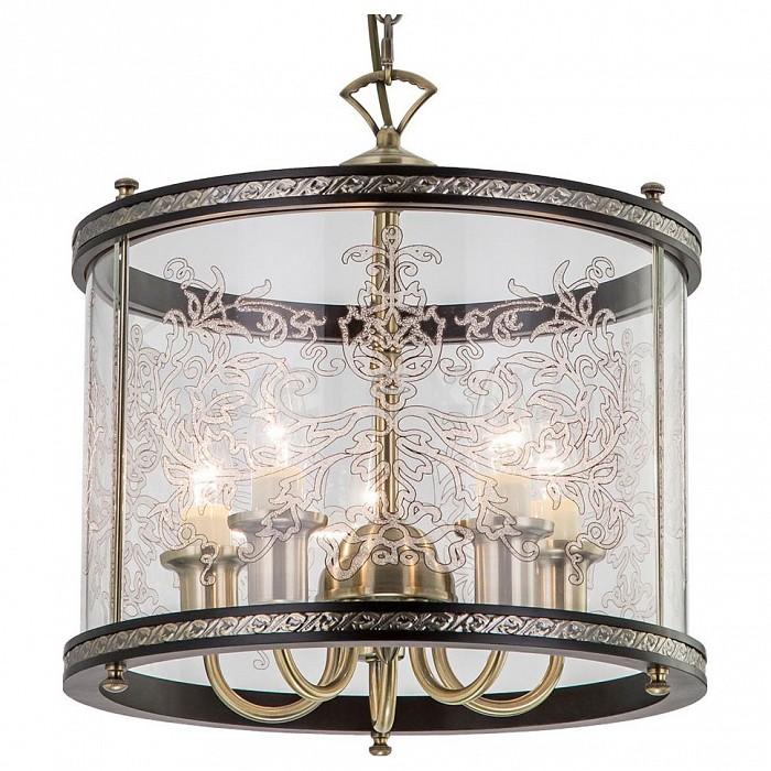 Фото Подвесной светильник Citilux Версаль Венге CL408153R
