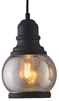 Подвесной светильник Kink LightДля кухни<br>Артикул - KL_4700B-1,Бренд - Kink Light (Китай),Коллекция - Лампада,Гарантия, месяцы - 12,Высота, мм - 1200,Диаметр, мм - 140,Размер упаковки, мм - 390x220x220,Тип лампы - компактная люминесцентная [КЛЛ] ИЛИнакаливания ИЛИсветодиодная [LED],Общее кол-во ламп - 1,Напряжение питания лампы, В - 220,Максимальная мощность лампы, Вт - 40,Лампы в комплекте - отсутствуют,Цвет плафонов и подвесок - янтарный,Тип поверхности плафонов - прозрачный,Материал плафонов и подвесок - стекло,Цвет арматуры - черный,Тип поверхности арматуры - матовый,Материал арматуры - металл,Количество плафонов - 1,Возможность подлючения диммера - можно, если установить лампу накаливания,Тип цоколя лампы - E27,Класс электробезопасности - I,Степень пылевлагозащиты, IP - 20,Диапазон рабочих температур - комнатная температура,Дополнительные параметры - способ крепления к потолку - на монтажной пластине<br>