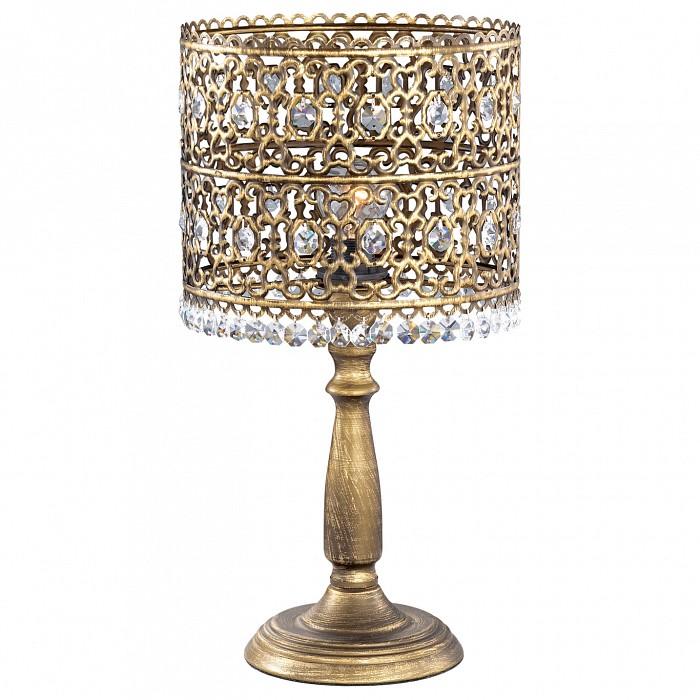 Фото Настольная лампа Odeon Light E14 220В 40Вт Salona 2641/1T