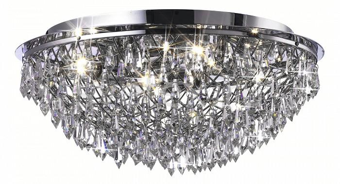 Накладной светильник markslojdНакладные светильники<br>Артикул - ML_102448,Бренд - markslojd (Швеция),Коллекция - Harpsund,Гарантия, месяцы - 24,Высота, мм - 220,Диаметр, мм - 435,Размер упаковки, мм - 460x460x190,Тип лампы - компактная люминесцентная [КЛЛ] ИЛИнакаливания ИЛИсветодиодная [LED],Общее кол-во ламп - 4,Напряжение питания лампы, В - 220,Лампы в комплекте - отсутствуют,Цвет плафонов и подвесок - неокрашенный,Тип поверхности плафонов - прозрачный,Материал плафонов и подвесок - хрусталь,Цвет арматуры - хром,Тип поверхности арматуры - глянцевый,Материал арматуры - металл,Возможность подлючения диммера - можно, если установить лампу накаливания,Тип цоколя лампы - E14,Класс электробезопасности - I,Общая мощность, Вт - 160,Степень пылевлагозащиты, IP - 20,Диапазон рабочих температур - комнатная температура,Дополнительные параметры - способ крепления светильника к потолку - на монтажной пластине<br>
