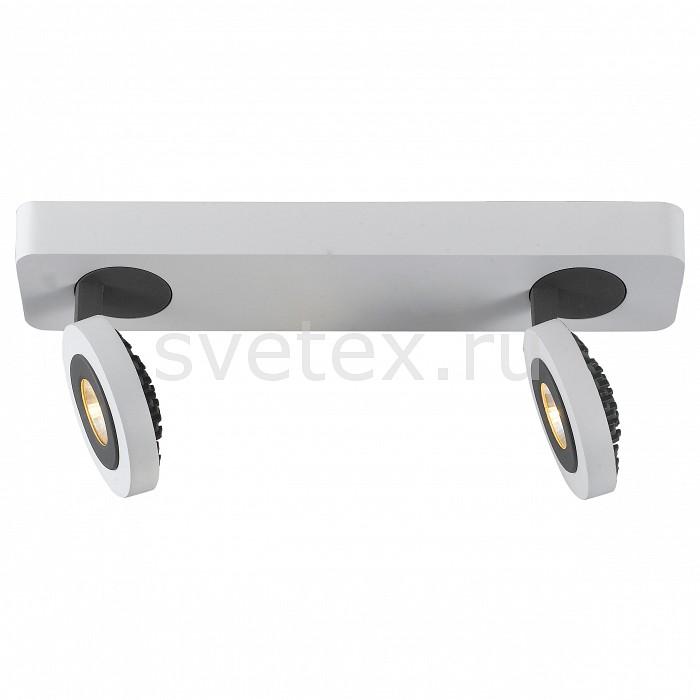 Спот Arte LampСпоты<br>Артикул - AR_A3173AP-2WH,Бренд - Arte Lamp (Италия),Коллекция - Mars,Гарантия, месяцы - 24,Длина, мм - 300,Ширина, мм - 70,Выступ, мм - 150,Тип лампы - светодиодная [LED],Общее кол-во ламп - 2,Напряжение питания лампы, В - 220,Максимальная мощность лампы, Вт - 5,Цвет лампы - белый,Лампы в комплекте - светодиодные [LED],Цвет плафонов и подвесок - белый, черный,Тип поверхности плафонов - матовый,Материал плафонов и подвесок - металл,Цвет арматуры - белый, черный,Тип поверхности арматуры - матовый,Материал арматуры - металл,Количество плафонов - 2,Возможность подлючения диммера - нельзя,Цветовая температура, K - 4000 K,Экономичнее лампы накаливания - в 10 раз,Класс электробезопасности - I,Общая мощность, Вт - 10,Степень пылевлагозащиты, IP - 20,Диапазон рабочих температур - комнатная температура,Дополнительные параметры - способ крепления светильника к потолку и стене – на монтажной пластине, поворотный светильник<br>