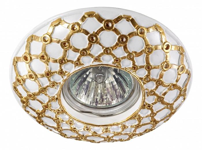 Фото Встраиваемый светильник Novotech Pattern 370115