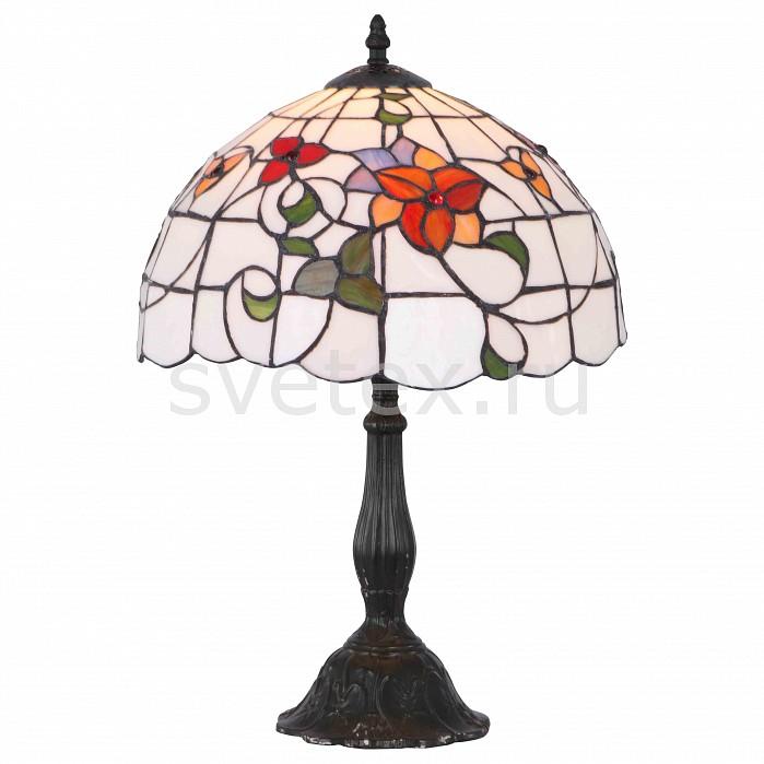 Фото Настольная лампа Arte Lamp E27 220В 60Вт Lily A1230LT-1BG