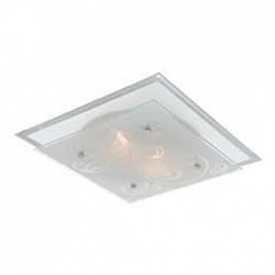 Накладной светильник GloboКвадратные<br>Артикул - GB_48066,Бренд - Globo (Австрия),Коллекция - Berry,Гарантия, месяцы - 24,Высота, мм - 85,Размер упаковки, мм - 125x450x450,Тип лампы - компактная люминесцентная [КЛЛ] ИЛИнакаливания ИЛИсветодиодная [LED],Общее кол-во ламп - 2,Напряжение питания лампы, В - 220,Максимальная мощность лампы, Вт - 60,Лампы в комплекте - отсутствуют,Цвет плафонов и подвесок - белый с неокрашенным рисунком,Тип поверхности плафонов - матовый,Материал плафонов и подвесок - стекло,Цвет арматуры - хром,Тип поверхности арматуры - матовый,Материал арматуры - металл,Возможность подлючения диммера - можно, если установить лампу накаливания,Тип цоколя лампы - E27,Класс электробезопасности - I,Общая мощность, Вт - 120,Степень пылевлагозащиты, IP - 20,Диапазон рабочих температур - комнатная температура<br>