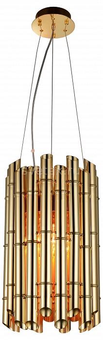 Подвесной светильник FavouriteСветодиодные<br>Артикул - FV_1850-6P,Бренд - Favourite (Германия),Коллекция - Flute,Гарантия, месяцы - 24,Высота, мм - 550-2075,Диаметр, мм - 400,Тип лампы - компактная люминесцентная [КЛЛ] ИЛИнакаливания ИЛИсветодиодная [LED],Общее кол-во ламп - 6,Напряжение питания лампы, В - 220,Максимальная мощность лампы, Вт - 40,Лампы в комплекте - отсутствуют,Цвет плафонов и подвесок - золото,Тип поверхности плафонов - глянцевый,Материал плафонов и подвесок - металл,Цвет арматуры - золото,Тип поверхности арматуры - глянцевый,Материал арматуры - металл,Количество плафонов - 1,Возможность подлючения диммера - можно, если установить лампу накаливания,Тип цоколя лампы - E14,Класс электробезопасности - I,Общая мощность, Вт - 240,Степень пылевлагозащиты, IP - 20,Диапазон рабочих температур - комнатная температура,Дополнительные параметры - способ крепления светильника к потолку - на монтажной пластине, регулируется по высоте<br>
