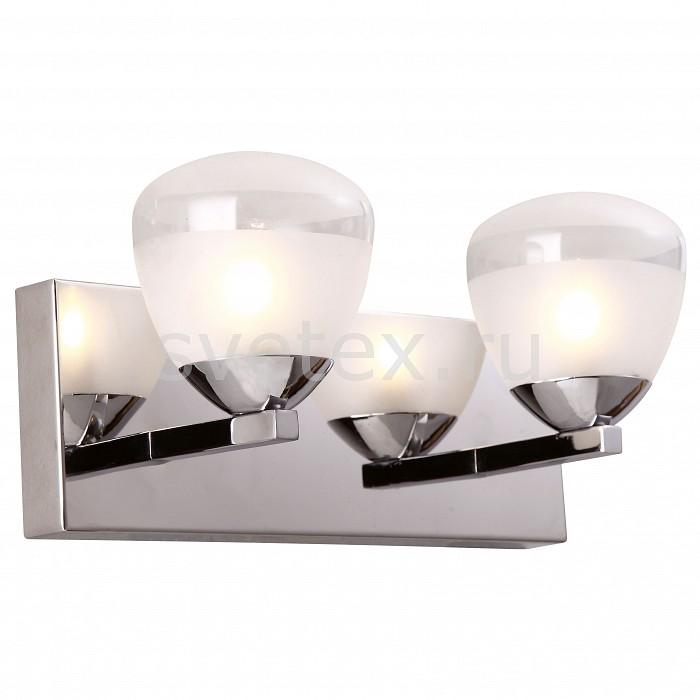 Светильник на штанге Arte LampСветильники<br>Артикул - AR_A9501AP-2CC,Бренд - Arte Lamp (Италия),Коллекция - Aqua,Гарантия, месяцы - 24,Время изготовления, дней - 1,Ширина, мм - 280,Высота, мм - 140,Выступ, мм - 130,Тип лампы - галогеновая,Общее кол-во ламп - 2,Напряжение питания лампы, В - 220,Максимальная мощность лампы, Вт - 33,Цвет лампы - белый теплый,Лампы в комплекте - галогеновые G9,Цвет плафонов и подвесок - белый с каймой,Тип поверхности плафонов - матовый,Материал плафонов и подвесок - стекло,Цвет арматуры - хром,Тип поверхности арматуры - глянцевый,Материал арматуры - металл,Количество плафонов - 2,Форма и тип колбы - пальчиковая,Тип цоколя лампы - G9,Цветовая температура, K - 2800 - 3200 K,Экономичнее лампы накаливания - на 50%,Класс электробезопасности - I,Общая мощность, Вт - 66,Степень пылевлагозащиты, IP - 44,Диапазон рабочих температур - комнатная температура,Дополнительные параметры - светильник предназначен для использования со скрытой проводкой<br>