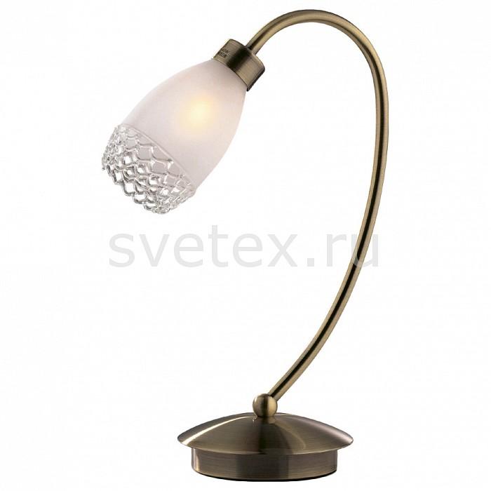 Фото Настольная лампа Odeon Light G9 220В 40Вт 2800 - 3200 K Lerta 1803/1T
