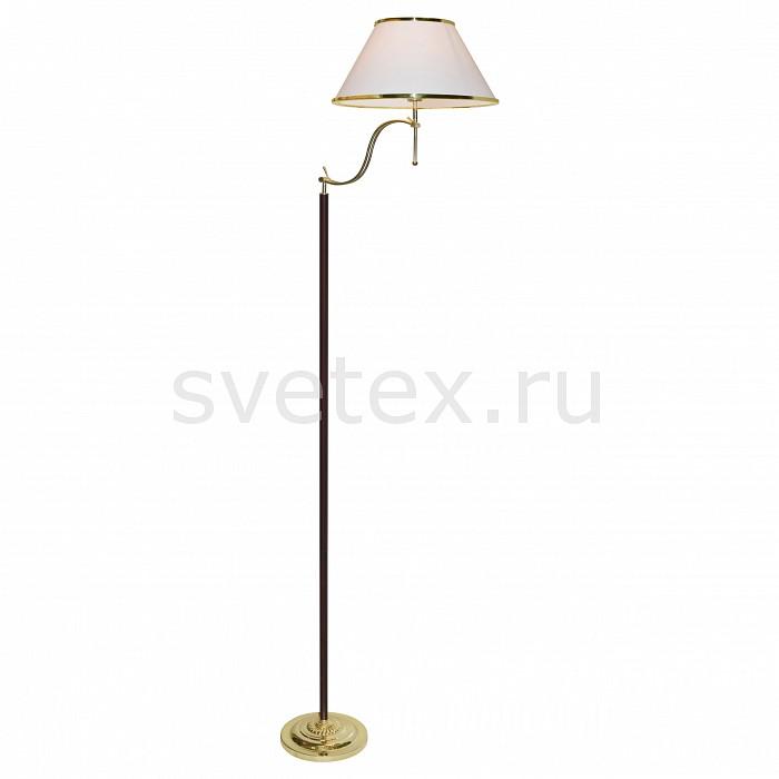 Торшер Arte LampС абажуром<br>Артикул - AR_A3545PN-1GO,Бренд - Arte Lamp (Италия),Коллекция - Catrin,Гарантия, месяцы - 24,Время изготовления, дней - 1,Ширина, мм - 450,Высота, мм - 1600,Выступ, мм - 660,Тип лампы - компактная люминесцентная [КЛЛ] ИЛИнакаливания ИЛИсветодиодная [LED],Общее кол-во ламп - 1,Напряжение питания лампы, В - 220,Максимальная мощность лампы, Вт - 100,Лампы в комплекте - отсутствуют,Цвет плафонов и подвесок - белый с золотой каймой,Тип поверхности плафонов - матовый,Материал плафонов и подвесок - текстиль,Цвет арматуры - золото, коричневый,Тип поверхности арматуры - глянцевый, рельефный,Материал арматуры - металл,Количество плафонов - 1,Наличие выключателя, диммера или пульта ДУ - выключатель на проводе,Компоненты, входящие в комплект - провод электропитания с вилкой без заземления,Тип цоколя лампы - E27,Класс электробезопасности - II,Степень пылевлагозащиты, IP - 20,Диапазон рабочих температур - комнатная температура<br>