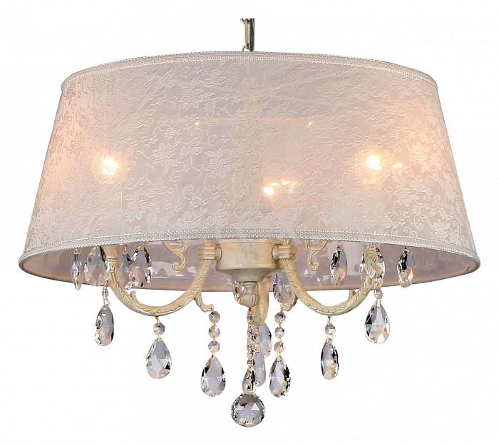 Подвесной светильник MaytoniПодвесные светильники<br>Артикул - MY_ARM390-33-W,Бренд - Maytoni (Германия),Коллекция - Elegant 40,Гарантия, месяцы - 24,Время изготовления, дней - 1,Высота, мм - 450-950,Диаметр, мм - 550,Тип лампы - компактная люминесцентная [КЛЛ] ИЛИнакаливания ИЛИсветодиодная [LED],Общее кол-во ламп - 3,Напряжение питания лампы, В - 220,Максимальная мощность лампы, Вт - 60,Лампы в комплекте - отсутствуют,Цвет плафонов и подвесок - белый, неокрашенный,Тип поверхности плафонов - прозрачный,Материал плафонов и подвесок - текстиль, хрусталь,Цвет арматуры - слоновая кость,Тип поверхности арматуры - глянцевый,Материал арматуры - металл,Количество плафонов - 1,Тип цоколя лампы - E14,Класс электробезопасности - I,Общая мощность, Вт - 180,Степень пылевлагозащиты, IP - 20,Диапазон рабочих температур - комнатная температура,Дополнительные параметры - указана высота светильника без подвеса<br>