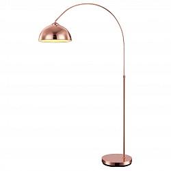 Торшер GloboМеталлический плафон<br>Артикул - GB_58227C,Бренд - Globo (Австрия),Коллекция - Newcastle,Гарантия, месяцы - 24,Высота, мм - 1410-1960,Тип лампы - компактная люминесцентная [КЛЛ] ИЛИнакаливания ИЛИсветодиодная [LED],Общее кол-во ламп - 1,Напряжение питания лампы, В - 220,Максимальная мощность лампы, Вт - 40,Лампы в комплекте - отсутствуют,Цвет плафонов и подвесок - медный,Тип поверхности плафонов - сатин,Материал плафонов и подвесок - металл,Цвет арматуры - медный,Тип поверхности арматуры - сатин,Материал арматуры - металл,Количество плафонов - 1,Тип цоколя лампы - E27,Класс электробезопасности - II,Степень пылевлагозащиты, IP - 20,Диапазон рабочих температур - комнатная температура,Дополнительные параметры - регулируется по высоте<br>