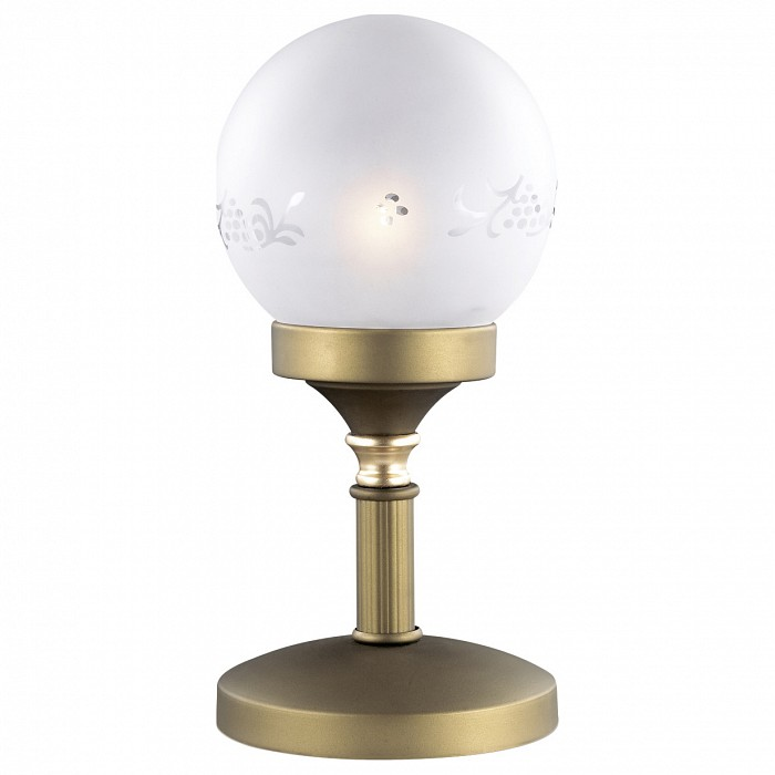 Фото Настольная лампа Odeon Light E14 220В 40Вт Dakia 2626/1T