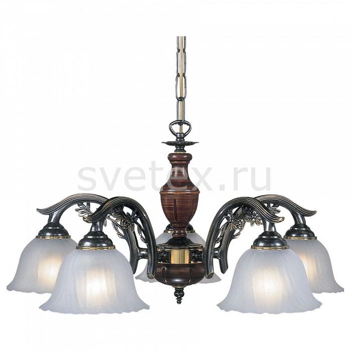 Подвесная люстра Reccagni AngeloДеревянные<br>Артикул - RA_L_2700_5,Бренд - Reccagni Angelo (Италия),Коллекция - 2700,Гарантия, месяцы - 24,Высота, мм - 280-750,Диаметр, мм - 600,Тип лампы - компактная люминесцентная [КЛЛ] ИЛИнакаливания ИЛИсветодиодная [LED],Общее кол-во ламп - 5,Напряжение питания лампы, В - 220,Максимальная мощность лампы, Вт - 60,Лампы в комплекте - отсутствуют,Цвет плафонов и подвесок - белый,Тип поверхности плафонов - матовый, рельефный,Материал плафонов и подвесок - стекло,Цвет арматуры - бронза темная, коричневый,Тип поверхности арматуры - матовый, рельефный,Материал арматуры - дерево, латунь,Количество плафонов - 5,Возможность подлючения диммера - можно, если установить лампу накаливания,Тип цоколя лампы - E27,Класс электробезопасности - I,Общая мощность, Вт - 300,Степень пылевлагозащиты, IP - 20,Диапазон рабочих температур - комнатная температура,Дополнительные параметры - способ крепления светильника к потолку - на крюке, регулируется по высоте<br>