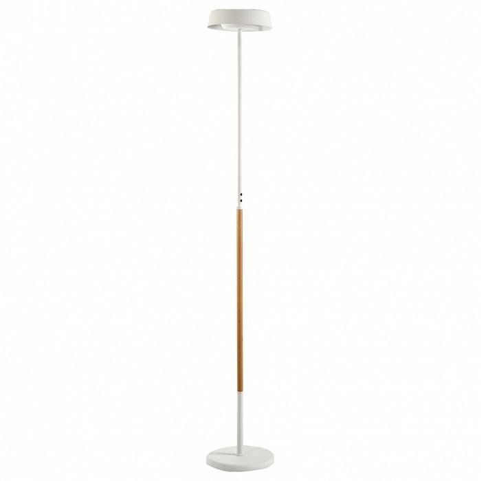 Торшер MantraДеревянные<br>Артикул - MN_4912,Бренд - Mantra (Испания),Коллекция - Noa,Гарантия, месяцы - 24,Высота, мм - 1800,Диаметр, мм - 280,Тип лампы - светодиодная [LED],Общее кол-во ламп - 1,Максимальная мощность лампы, Вт - 30,Цвет лампы - белый теплый,Лампы в комплекте - светодиодная [LED],Цвет плафонов и подвесок - белый,Тип поверхности плафонов - матовый,Материал плафонов и подвесок - металл,Цвет арматуры - белый, коричневый,Тип поверхности арматуры - матовый,Материал арматуры - дерево, металл,Количество плафонов - 1,Наличие выключателя, диммера или пульта ДУ - выключатель,Компоненты, входящие в комплект - провод электропитания с вилкой без заземления,Цветовая температура, K - 3000 K,Световой поток, лм - 3000,Экономичнее лампы накаливания - в 6.6 раза,Светоотдача, лм/Вт - 100,Класс электробезопасности - II,Напряжение питания, В - 220,Степень пылевлагозащиты, IP - 20,Диапазон рабочих температур - комнатная температура<br>
