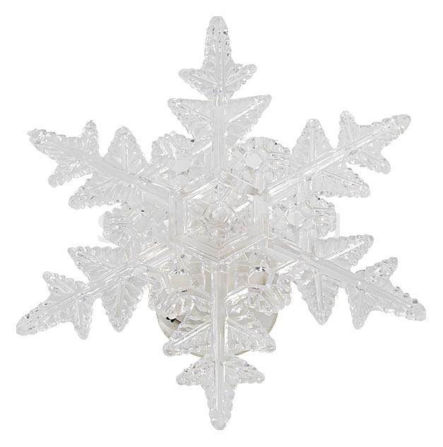 Фото Панно световое Неон-Найт Снежинка Морозко 501-027