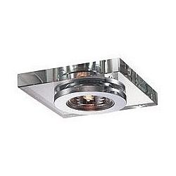 Встраиваемый светильник NovotechКвадратные<br>Артикул - NV_369408,Бренд - Novotech (Венгрия),Коллекция - Cosmo,Гарантия, месяцы - 24,Тип лампы - галогеновая ИЛИсветодиодная [LED],Общее кол-во ламп - 1,Напряжение питания лампы, В - 12,Максимальная мощность лампы, Вт - 50,Лампы в комплекте - отсутствуют,Цвет плафонов и подвесок - неокрашенный,Тип поверхности плафонов - прозрачный,Материал плафонов и подвесок - стекло,Цвет арматуры - алюминий,Тип поверхности арматуры - глянцевый,Материал арматуры - алюминиевое литье,Возможность подлючения диммера - можно, если установить галогеновую лампу,Форма и тип колбы - полусферическая с рефлектором ИЛИполусферическая с радиатором,Тип цоколя лампы - GX5.3,Класс электробезопасности - III,Степень пылевлагозащиты, IP - 20,Диапазон рабочих температур - комнатная температура,Дополнительные параметры - возможна установка лампы GX5.3 (MR-16) на 12 В с подключением через трансформатор 12 В<br>