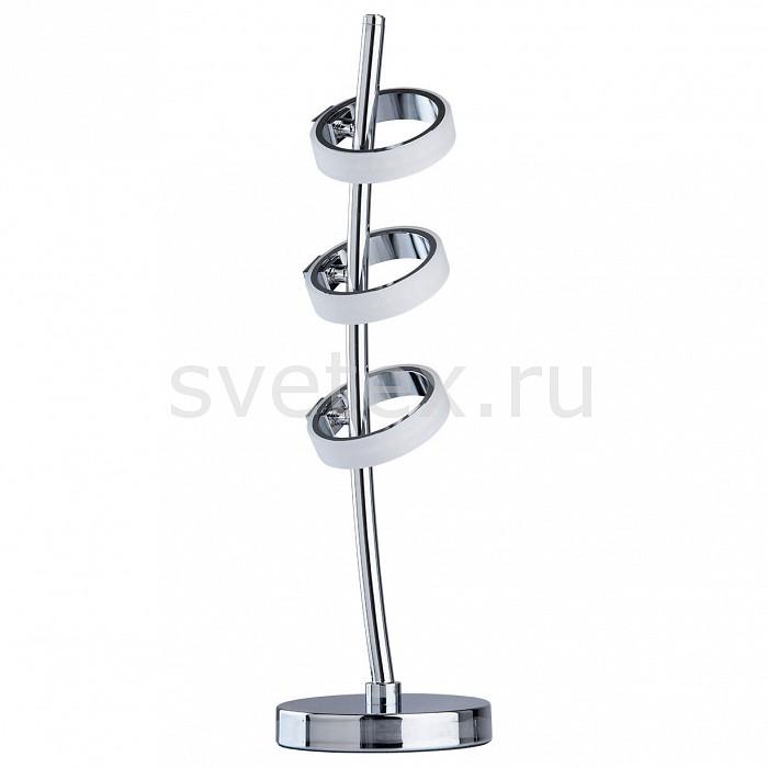 Настольная лампа MW-LightСветильники<br>Артикул - MW_632034103,Бренд - MW-Light (Германия),Коллекция - Гэлэкси 9,Гарантия, месяцы - 24,Время изготовления, дней - 1,Высота, мм - 510,Диаметр, мм - 140,Тип лампы - светодиодная [LED],Общее кол-во ламп - 3,Напряжение питания лампы, В - 220,Максимальная мощность лампы, Вт - 5,Цвет лампы - белый теплый,Лампы в комплекте - светодиодные [LED],Цвет плафонов и подвесок - белый,Тип поверхности плафонов - матовый,Материал плафонов и подвесок - стекло,Цвет арматуры - хром,Тип поверхности арматуры - глянцевый,Материал арматуры - металл,Количество плафонов - 3,Наличие выключателя, диммера или пульта ДУ - выключатель,Компоненты, входящие в комплект - провод электропитания с вилкой без заземления,Цветовая температура, K - 3000 K,Световой поток, лм - 1125,Экономичнее лампы накаливания - в 6.3 раза,Светоотдача, лм/Вт - 75,Класс электробезопасности - II,Общая мощность, Вт - 15,Степень пылевлагозащиты, IP - 20,Диапазон рабочих температур - комнатная температура<br>