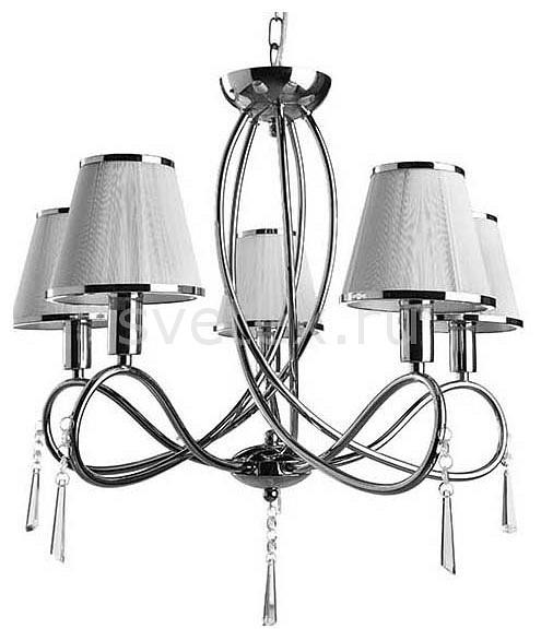 Фото Подвесная люстра Arte Lamp Logico A1035LM-5CC