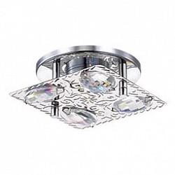 Встраиваемый светильник NovotechСветильники для натяжных потолков<br>Артикул - NV_357147,Бренд - Novotech (Венгрия),Коллекция - Mai,Гарантия, месяцы - 24,Время изготовления, дней - 1,Высота, мм - 68,Тип лампы - светодиодная [LED],Общее кол-во ламп - 6,Напряжение питания лампы, В - 220,Максимальная мощность лампы, Вт - 0.5,Лампы в комплекте - светодиодные [LED],Цвет плафонов и подвесок - неокрашенный,Тип поверхности плафонов - прозрачный,Материал плафонов и подвесок - хрусталь,Цвет арматуры - хром,Тип поверхности арматуры - глянцевый,Материал арматуры - металл,Возможность подлючения диммера - нельзя,Класс электробезопасности - III,Общая мощность, Вт - 3,Степень пылевлагозащиты, IP - 20,Диапазон рабочих температур - комнатная температура<br>