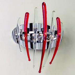 Бра CitiluxНастенные светильники<br>Артикул - CL252331,Бренд - Citilux (Дания),Коллекция - Арго,Гарантия, месяцы - 24,Время изготовления, дней - 1,Ширина, мм - 240,Высота, мм - 300,Выступ, мм - 150,Размер упаковки, мм - 320x140x220,Тип лампы - галогеновая,Общее кол-во ламп - 3,Напряжение питания лампы, В - 12,Максимальная мощность лампы, Вт - 20,Цвет лампы - белый теплый,Лампы в комплекте - галогеновые G4,Цвет плафонов и подвесок - неокрашенный, красный,Тип поверхности плафонов - прозрачный,Материал плафонов и подвесок - стекло,Цвет арматуры - хром,Тип поверхности арматуры - глянцевый,Материал арматуры - металл,Возможность подлючения диммера - нельзя,Компоненты, входящие в комплект - трансформатор 12 В,Форма и тип колбы - пальчиковая,Тип цоколя лампы - G4,Цветовая температура, K - 2800 - 3200 K,Экономичнее лампы накаливания - на 50%,Класс электробезопасности - I,Напряжение питания, В - 220,Общая мощность, Вт - 60,Степень пылевлагозащиты, IP - 20,Диапазон рабочих температур - комнатная температура,Дополнительные параметры - светильник предназначен для использования со скрытой проводкой<br>