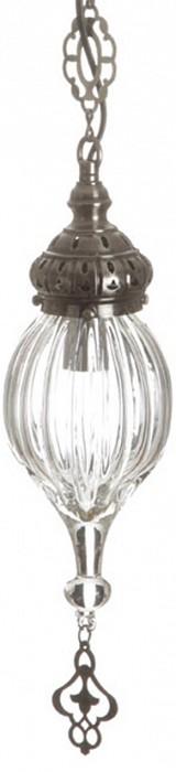 Подвесной светильник Kink LightСветодиодные<br>Артикул - KL_102102ST.21,Бренд - Kink Light (Китай),Коллекция - Алладин,Гарантия, месяцы - 12,Высота, мм - 800,Диаметр, мм - 100,Тип лампы - компактная люминесцентная [КЛЛ] ИЛИнакаливания ИЛИсветодиодная [LED],Общее кол-во ламп - 1,Напряжение питания лампы, В - 220,Максимальная мощность лампы, Вт - 40,Лампы в комплекте - отсутствуют,Цвет плафонов и подвесок - неокрашенный,Тип поверхности плафонов - прозрачный, рельефный,Материал плафонов и подвесок - стекло,Цвет арматуры - бронза,Тип поверхности арматуры - глянцевый,Материал арматуры - металл,Количество плафонов - 1,Возможность подлючения диммера - можно, если установить лампу накаливания,Тип цоколя лампы - E14,Класс электробезопасности - I,Степень пылевлагозащиты, IP - 20,Диапазон рабочих температур - комнатная температура<br>