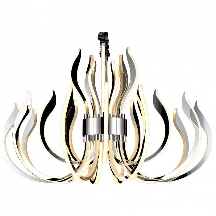 Подвесная люстра MantraПолимерные плафоны<br>Артикул - MN_5560,Бренд - Mantra (Испания),Коллекция - Versailles,Гарантия, месяцы - 24,Высота, мм - 1000-2000,Диаметр, мм - 1030,Тип лампы - светодиодная [LED],Общее кол-во ламп - 16,Напряжение питания лампы, В - 220,Максимальная мощность лампы, Вт - 16,Цвет лампы - белый теплый,Лампы в комплекте - светодиодные [LED],Цвет плафонов и подвесок - белый,Тип поверхности плафонов - матовый,Материал плафонов и подвесок - акрил,Цвет арматуры - хром,Тип поверхности арматуры - глянцевый,Материал арматуры - металл,Количество плафонов - 16,Возможность подлючения диммера - нельзя,Цветовая температура, K - 3000 K,Световой поток, лм - 12339,Экономичнее лампы накаливания - в 1.8 раз,Светоотдача, лм/Вт - 48,Класс электробезопасности - I,Общая мощность, Вт - 256,Степень пылевлагозащиты, IP - 20,Диапазон рабочих температур - комнатная температура,Дополнительные параметры - регулируется по высоте,  способ крепления светильника к потолку – на монтажной пластине<br>
