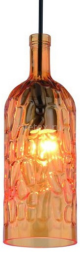 Подвесной светильник Arte LampБарные<br>Артикул - AR_A8132SP-1AM,Бренд - Arte Lamp (Италия),Коллекция - Festa,Гарантия, месяцы - 24,Время изготовления, дней - 1,Высота, мм - 260-1260,Диаметр, мм - 90,Тип лампы - компактная люминесцентная [КЛЛ] ИЛИнакаливания ИЛИсветодиодная [LED],Общее кол-во ламп - 1,Напряжение питания лампы, В - 220,Максимальная мощность лампы, Вт - 40,Лампы в комплекте - отсутствуют,Цвет плафонов и подвесок - желтый,Тип поверхности плафонов - прозрачный,Материал плафонов и подвесок - стекло,Цвет арматуры - черный,Тип поверхности арматуры - матовый,Материал арматуры - металл,Количество плафонов - 1,Возможность подлючения диммера - можно, если установить лампу накаливания,Тип цоколя лампы - E27,Класс электробезопасности - I,Степень пылевлагозащиты, IP - 20,Диапазон рабочих температур - комнатная температура,Дополнительные параметры - регулируется по высоте, способ крепления светильника к потолку – на крюке<br>