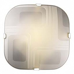 Накладной светильник SonexКвадратные<br>Артикул - SN_1141,Бренд - Sonex (Россия),Коллекция - Illusion,Гарантия, месяцы - 24,Тип лампы - компактная люминесцентная [КЛЛ] ИЛИнакаливания ИЛИсветодиодная [LED],Общее кол-во ламп - 1,Напряжение питания лампы, В - 220,Максимальная мощность лампы, Вт - 100,Лампы в комплекте - отсутствуют,Цвет плафонов и подвесок - белый с рисунком,Тип поверхности плафонов - матовый,Материал плафонов и подвесок - стекло,Цвет арматуры - хром,Тип поверхности арматуры - глянцевый,Материал арматуры - металл,Возможность подлючения диммера - можно, если установить лампу накаливания,Тип цоколя лампы - E27,Класс электробезопасности - I,Степень пылевлагозащиты, IP - 20,Диапазон рабочих температур - комнатная температура<br>