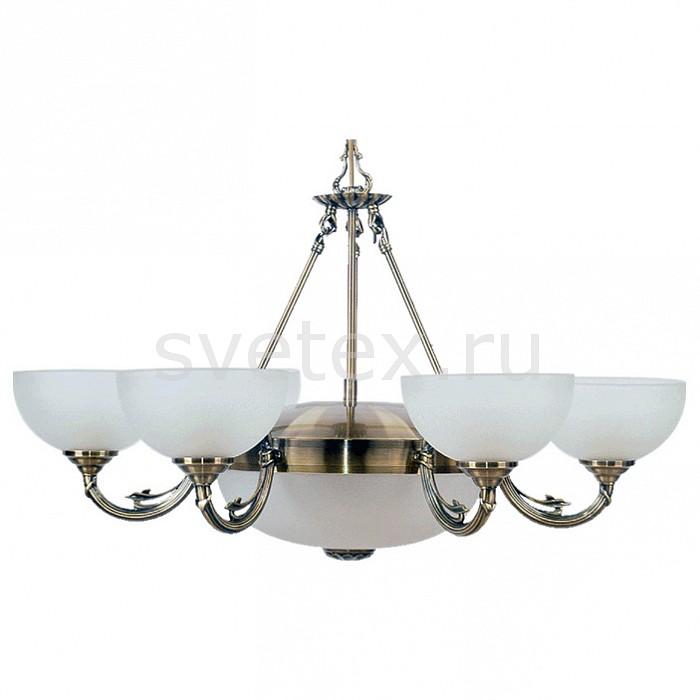 Подвесная люстра MW-LightЛюстры<br>Артикул - MW_318011408,Бренд - MW-Light (Германия),Коллекция - Олимп 2,Гарантия, месяцы - 24,Время изготовления, дней - 1,Высота, мм - 900,Диаметр, мм - 800,Размер упаковки, мм - 410x410x350,Тип лампы - компактная люминесцентная [КЛЛ] ИЛИнакаливания ИЛИсветодиодная [LED],Общее кол-во ламп - 8,Напряжение питания лампы, В - 220,Максимальная мощность лампы, Вт - 60,Лампы в комплекте - отсутствуют,Цвет плафонов и подвесок - белый,Тип поверхности плафонов - матовый,Материал плафонов и подвесок - стекло,Цвет арматуры - латунь,Тип поверхности арматуры - глянцевый,Материал арматуры - металл,Количество плафонов - 7,Возможность подлючения диммера - можно, если установить лампу накаливания,Тип цоколя лампы - E27,Класс электробезопасности - I,Общая мощность, Вт - 480,Степень пылевлагозащиты, IP - 20,Диапазон рабочих температур - комнатная температура<br>