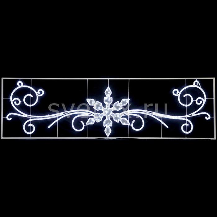 Фото Панно световое Неон-Найт Снежинка с кружевами NN-503 503-101