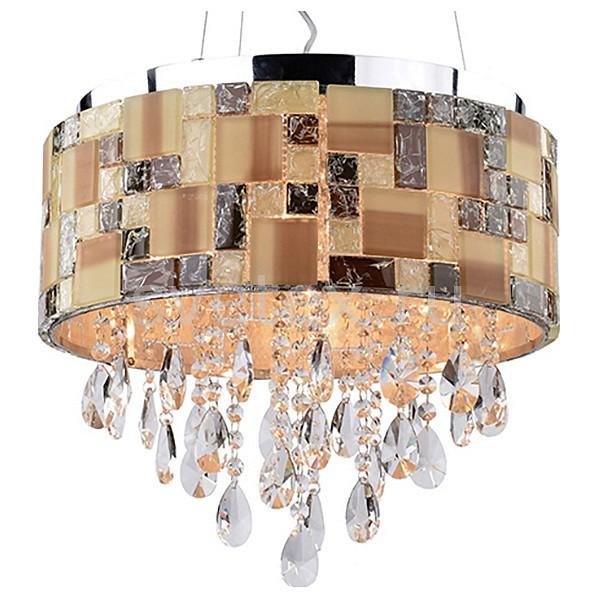 Подвесной светильник LussoleСветодиодные<br>Артикул - LSP-0196,Бренд - Lussole (Италия),Коллекция - LSP-019,Гарантия, месяцы - 24,Высота, мм - 330-1200,Диаметр, мм - 380,Тип лампы - компактная люминесцентная [КЛЛ] ИЛИнакаливания ИЛИсветодиодная [LED],Общее кол-во ламп - 6,Напряжение питания лампы, В - 220,Максимальная мощность лампы, Вт - 60,Лампы в комплекте - отсутствуют,Цвет плафонов и подвесок - бежевый, неокрашенный,Тип поверхности плафонов - матовый, прозрачный,Материал плафонов и подвесок - стекло, хрусталь,Цвет арматуры - хром,Тип поверхности арматуры - глянцевый,Материал арматуры - металл,Количество плафонов - 1,Возможность подлючения диммера - можно, если установить лампу накаливания,Тип цоколя лампы - E27,Класс электробезопасности - I,Общая мощность, Вт - 360,Степень пылевлагозащиты, IP - 20,Диапазон рабочих температур - комнатная температура,Дополнительные параметры - способ крепления светильника к потолоку - на монтажной пластине, регулируется по высоте<br>