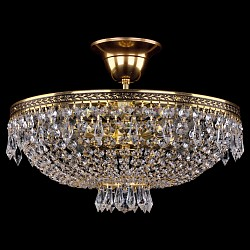 Люстра на штанге Bohemia Ivele CrystalНе более 4 ламп<br>Артикул - BI_1927_35Z_GB,Бренд - Bohemia Ivele Crystal (Чехия),Коллекция - 1927,Гарантия, месяцы - 12,Высота, мм - 150,Диаметр, мм - 350,Размер упаковки, мм - 450x450x200,Тип лампы - компактная люминесцентная [КЛЛ] ИЛИнакаливания ИЛИсветодиодная [LED],Общее кол-во ламп - 4,Напряжение питания лампы, В - 220,Максимальная мощность лампы, Вт - 40,Лампы в комплекте - отсутствуют,Цвет плафонов и подвесок - неокрашенный,Тип поверхности плафонов - прозрачный,Материал плафонов и подвесок - хрусталь,Цвет арматуры - золото черненое,Тип поверхности арматуры - глянцевый, рельефный,Материал арматуры - металл,Возможность подлючения диммера - можно, если установить лампу накаливания,Тип цоколя лампы - E14,Класс электробезопасности - I,Общая мощность, Вт - 160,Степень пылевлагозащиты, IP - 20,Диапазон рабочих температур - комнатная температура,Дополнительные параметры - способ крепления светильника к потолку – на крюке<br>