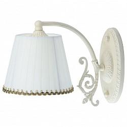 Бра MW-LightТекстильный плафон<br>Артикул - MW_372022101,Бренд - MW-Light (Германия),Коллекция - Моника 6,Гарантия, месяцы - 24,Высота, мм - 280,Тип лампы - компактная люминесцентная [КЛЛ] ИЛИнакаливания ИЛИсветодиодная [LED],Общее кол-во ламп - 1,Напряжение питания лампы, В - 220,Максимальная мощность лампы, Вт - 40,Лампы в комплекте - отсутствуют,Цвет плафонов и подвесок - белый с каймой,Тип поверхности плафонов - матовый,Материал плафонов и подвесок - текстиль,Цвет арматуры - бежевый с золотой патиной,Тип поверхности арматуры - матовый,Материал арматуры - металл,Возможность подлючения диммера - можно, если установить лампу накаливания,Тип цоколя лампы - E14,Класс электробезопасности - I,Степень пылевлагозащиты, IP - 20,Диапазон рабочих температур - комнатная температура,Дополнительные параметры - способ крепления светильника на стене – на монтажной пластине, светильник предназначен для использования со скрытой проводкой<br>