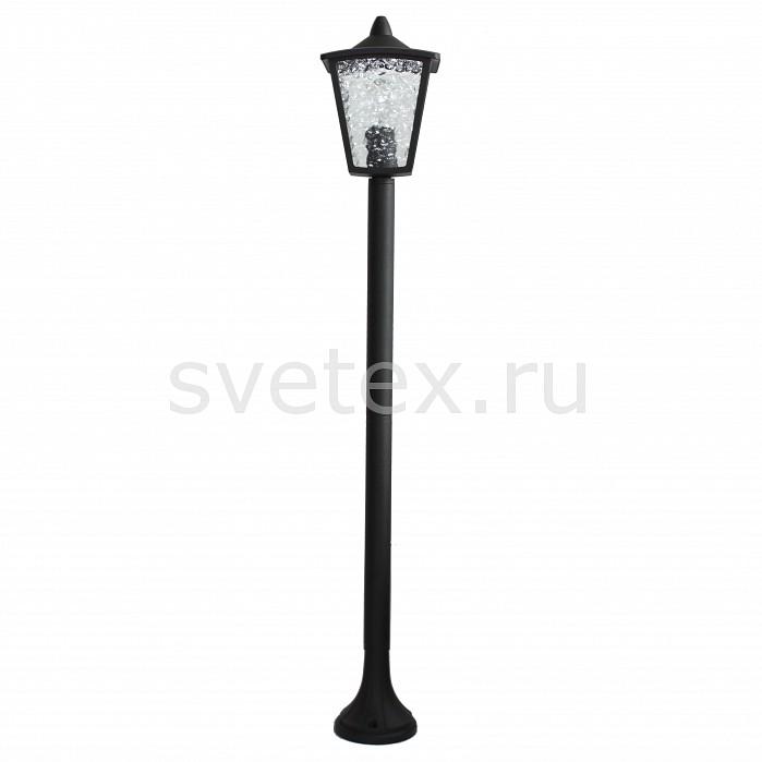 Наземный высокий светильник FavouriteСветильники<br>Артикул - FV_1817-1F,Бренд - Favourite (Германия),Коллекция - Colosso,Гарантия, месяцы - 24,Время изготовления, дней - 1,Ширина, мм - 180,Высота, мм - 1050,Выступ, мм - 180,Тип лампы - компактная люминесцентная [КЛЛ] ИЛИнакаливания ИЛИсветодиодная [LED],Общее кол-во ламп - 1,Напряжение питания лампы, В - 220,Максимальная мощность лампы, Вт - 60,Лампы в комплекте - отсутствуют,Цвет плафонов и подвесок - неокрашенный,Тип поверхности плафонов - прозрачный, рельефный,Материал плафонов и подвесок - стекло,Цвет арматуры - черный,Тип поверхности арматуры - матовый,Материал арматуры - металл,Количество плафонов - 1,Тип цоколя лампы - E27,Класс электробезопасности - I,Степень пылевлагозащиты, IP - 44,Диапазон рабочих температур - от -40^С до +40^C<br>