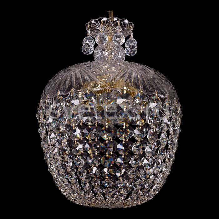 Фото Подвесной светильник Bohemia Ivele Crystal 7710 7710/35/G