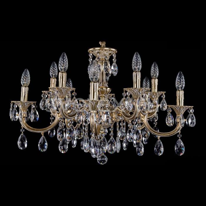 Фото Подвесная люстра Bohemia Ivele Crystal 1702 1702/5_5/265_181/A/GW