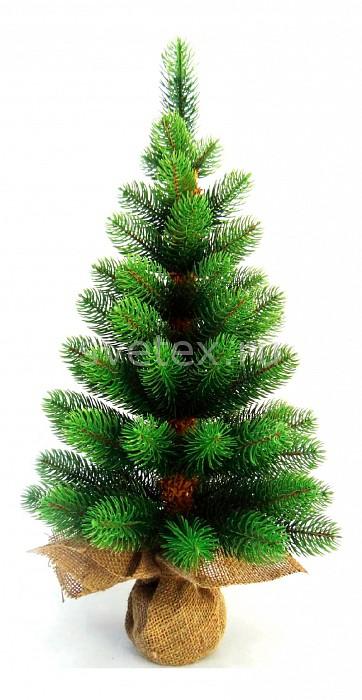 Фото Ель новогодняя Мастерская Деда Мороза x 60 см Ладога