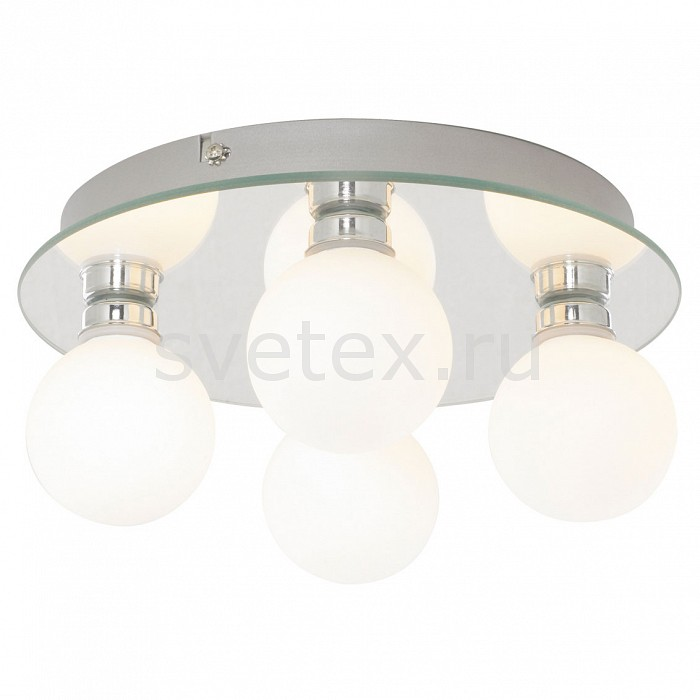 Фото Накладной светильник Arte Lamp Aqua A4444PL-4CC