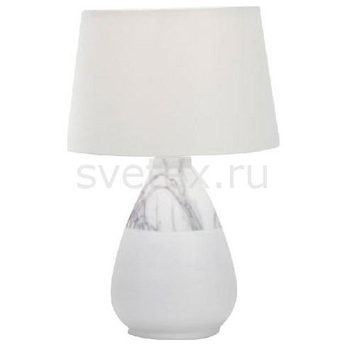 Настольная лампа OmniluxС абажуром<br>Артикул - OM_OML-82114-01,Бренд - Omnilux (Италия),Коллекция - OML-821,Гарантия, месяцы - 24,Высота, мм - 430,Диаметр, мм - 280,Тип лампы - компактная люминесцентная [КЛЛ] ИЛИнакаливания ИЛИсветодиодная [LED],Общее кол-во ламп - 1,Напряжение питания лампы, В - 220,Максимальная мощность лампы, Вт - 60,Лампы в комплекте - отсутствуют,Цвет плафонов и подвесок - белый,Тип поверхности плафонов - матовый,Материал плафонов и подвесок - ткань,Цвет арматуры - белый с серым рисунком,Тип поверхности арматуры - матовый,Материал арматуры - металл,Количество плафонов - 1,Наличие выключателя, диммера или пульта ДУ - выключатель на проводе,Компоненты, входящие в комплект - провод электропитания с вилкой без заземления,Тип цоколя лампы - E27,Класс электробезопасности - II,Степень пылевлагозащиты, IP - 20,Диапазон рабочих температур - комнатная температура<br>
